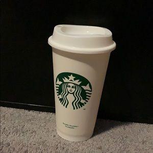 Starbucks Coffee Plastic Cup New